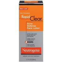 Neutrogena Rapid Clear Acne Defense Face Lotion 1.70 oz [070501024850]