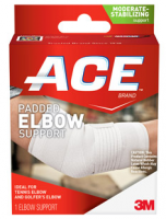 ACE Padded Elbow Support Medium 1 ea [051131198111]