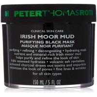 Peter Thomas Roth Irish Moor Mud Purifying Black Mask for All Skin Types, 5 oz [670367002315]