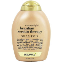 OGX Ever Straight Shampoo Brazilian Keratin Therapy 13 oz [022796916013]