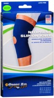 Sport Aid Neoprene Slip-On Knee Support Medium 1 Each [763189017633]