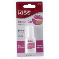 KISS Brush-On Nail Glue 0.17 oz [731509502404]