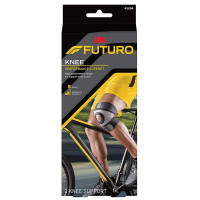 FUTURO Sport Moisture Control Knee Support, Small 1 ea [051131201378]