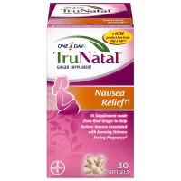 One A Day TruNatal Nausea Relief Supplement Softgels 30 ea [016500564928]