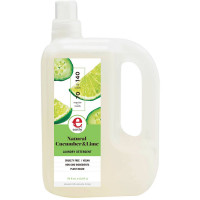 Earthy Natural Laundry Detergent, Cucumber & Lime 70 oz [810058021014]