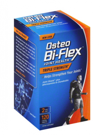 Osteo Bi-Flex Caplets Advanced Triple Strength 120 ea [030768035785]
