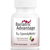 Bariatric Advantage B-12 SpeedyMelts, Black Cherry 30 ea [755571942043]