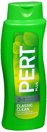 Pert Plus 2 In 1 Shampoo + Conditioner Medium Conditioning Formula 25.40 oz [883484708903]