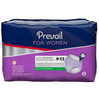 Prevail Maximum Absorbency Incontinence Underwear for Women, Small/Medium - 20 ea [090891900244]