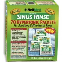 NeilMed Sinus Rinse Kit 70 Each [705928004009]
