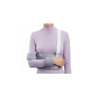 ProCare Deluxe Shoulder Immobilizer - Universal Fiber Laminate Contact Closure Left or Right Arm - 1 ea [888912032469]