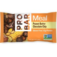 Probar Meal, 3 oz bars, Peanut Butter Chocolate Chip 12 ea [853152100322]