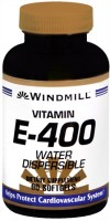 Windmill Vitamin E-400 Softgels Water Dispersible 90 Soft Gels [035046002671]