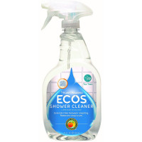 Earth Friendly Products Shower Cleaner Spray 22 oz [749174097422]