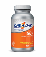 One-A-Day Women's 50+ Advantage Multivitamin/Multimineral Tablets 100 ea [016500565314]