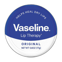 Vaseline Lip Therapy Lip Balm Tin Original, 0.6 oz  [305210536616]