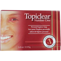 Topiclear Number One Personal Hygiene Soap 3 oz [678924003010]