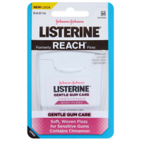 Listerine Gentle Gum Care Woven Floss 50 Yards [012547440157]