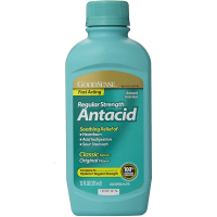 Good Sense Regular Strength Antacid, Original Flavor 12 oz [301130357409]