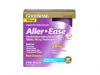 Good Sense Aller-Ease Fexofenadine Hydrochloride Tablets, 180 mg 30 ea [301130571393]
