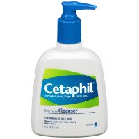 Cetaphil Daily Facial Cleanser for Normal/Oily Skin 8 oz [302993927082]
