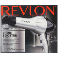 Revlon Perfect Heat Shine Booster Hair Dryer 1 ea [761318004844]