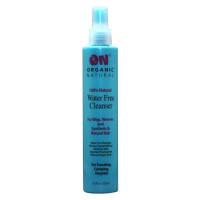 ON Organic Natural Water Free Cleanser for Wigs and Weaves - Synthetic & Natural Hair, 8 oz  [696399600015]