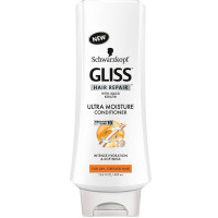 Schwarzkopf Gliss Hair Repair Ultra Moisture Conditioner 13.6 oz [017000156293]