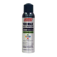 Coleman 100% Maximum Deet Insect Repellent Continuous Spray, 4 oz [368093074941]