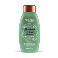 AVEENO, Fresh Greens Blend Shampoo Refresh & Thicken 12 oz [052800673106]