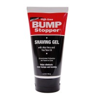 High Time  Bump Stopper Shave Gel W/Aloe & Tea Tree Oil 5.3 oz [043429107370]