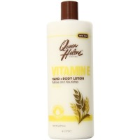 QUEEN HELENE Vitamin-E Hand + Body Lotion 32 oz [079896174867]