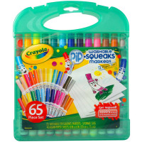 Crayola Pip-Squeaks Washable Markers Kit 25 ea [071662052270]