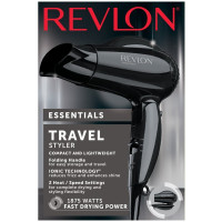 Revlon 1875 Watt Folding Travel Hair Dryer 1 ea [761318252245]