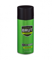 BRUT Deodorant Spray Original Fragrance 10 oz [827755070047]