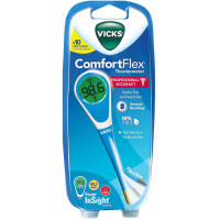 Vicks ComfortFlex Digital Thermometer 1 ea [328785509656]