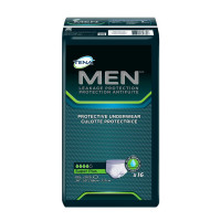 TENA Incontinence Underwear for Men, Protective, Medium/Large 16 ea [768702817806]