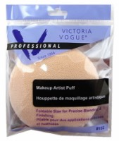 Victoria Vogue Professional Make Up Artist Puffs  1 ea [076572260340]