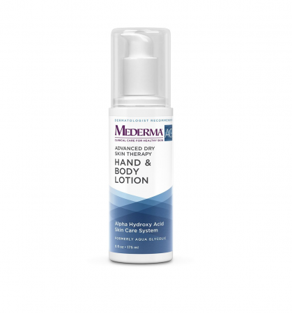 Mederma AG Hand & Body Lotion, Advanced Dry Skin Therapy 6 oz [186295000229]