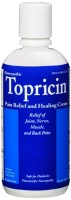 Topricin Pain Relief and Healing Cream 8 oz [609863080084]