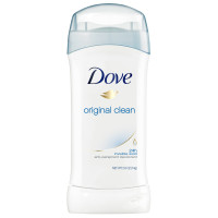 Dove Antiperspirant Deodorant Original Clean 2.6 oz [079400507303]