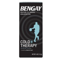 BENGAY Cold Therapy Pain Relieving Gel 4 oz [074300492544]