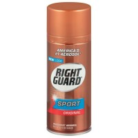 Right Guard Sport Deodorant, Aerosol, Original 8.5 oz [017000068114]