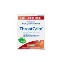 Boiron Throat Calm Dissolving Tablets,  60 ea [306969325049]