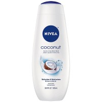 NIVEA Moisturizing Body Wash, Coconut 16.90 oz [072140018177]