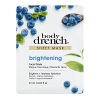 Body Drench Sheet Mask Facial Brightening 0.85 oz [653619101721]