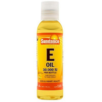 Sundance Vitamin E Oil Liquid 4 oz [840093103338]