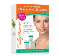 Sally Hansen Extra Strength Creme Hair Bleach, 1 kit [074170048650]