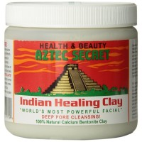 Aztec Secret Indian Healing Clay, Deep Pore Cleansing Facial & Healing Body Mask 1 oz [727616171169]