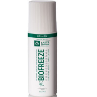 Cold Therapy Pain Relief Biofreeze PharmacopeiaMenthol Arnica Extract and Aloe RollOn 3 oz [359316117101]